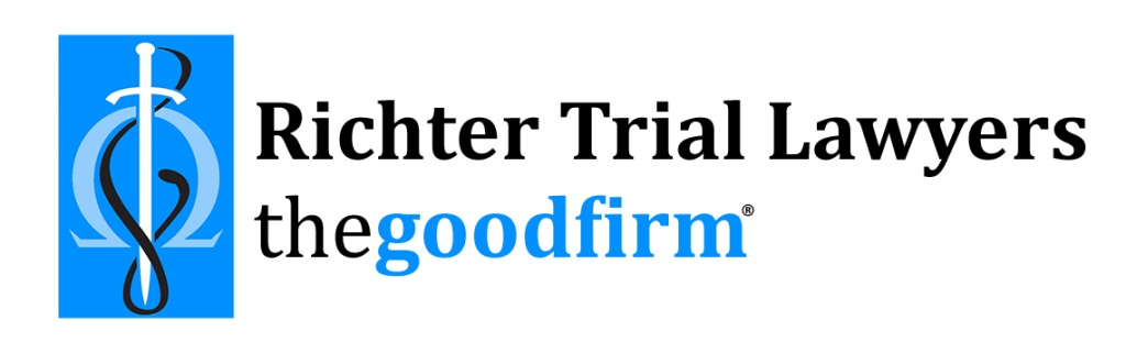 Richter Trial Law Logo
